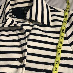 Lauren Ralph Lauren Jackets & Coats - Ralph Lauren double breasted striped jacket